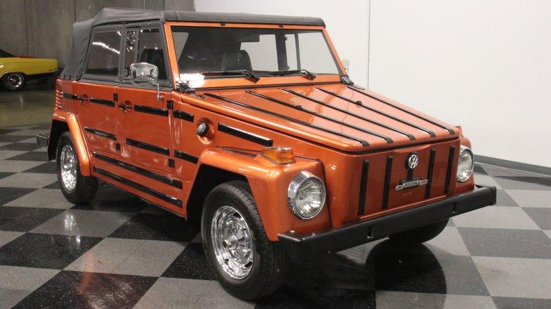 1973 Volkswagen Thing 17