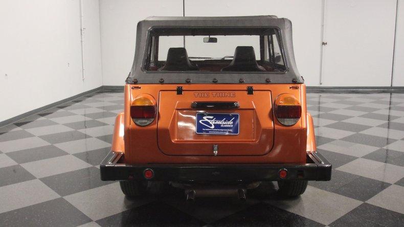 1973 Volkswagen Thing 11
