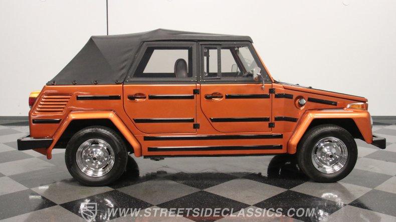 1973 Volkswagen Thing 15
