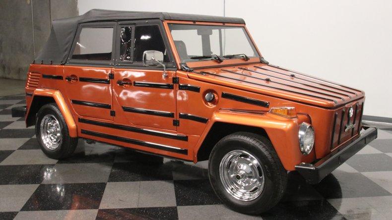 1973 Volkswagen Thing 16