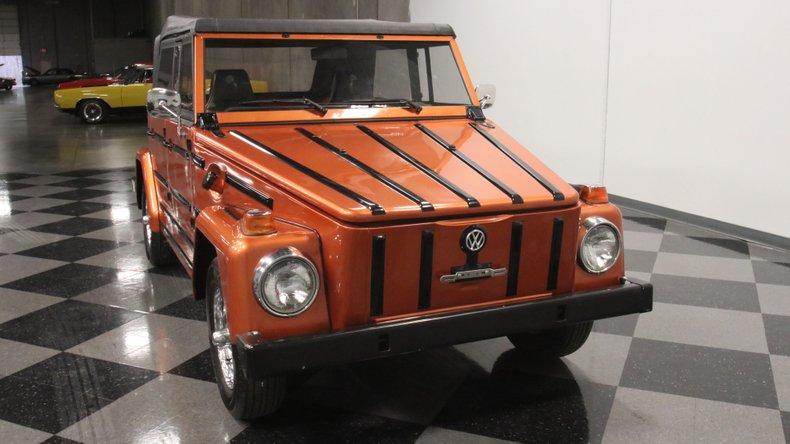 1973 Volkswagen Thing 18