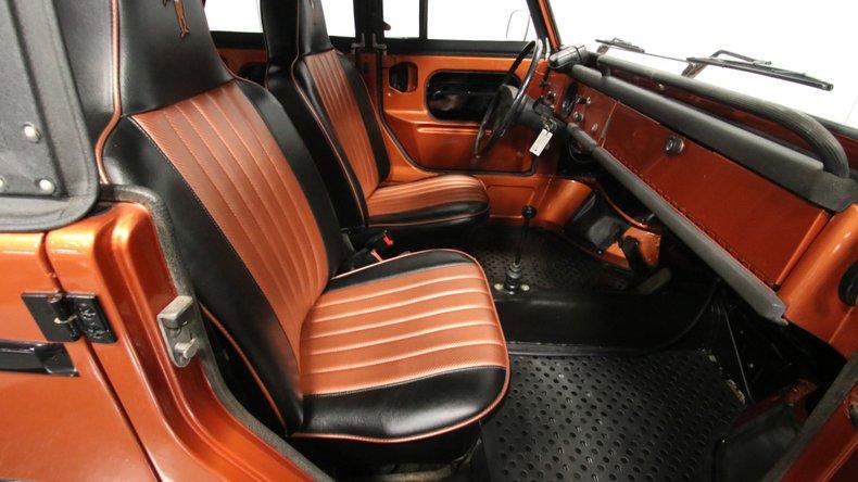 1973 Volkswagen Thing 58