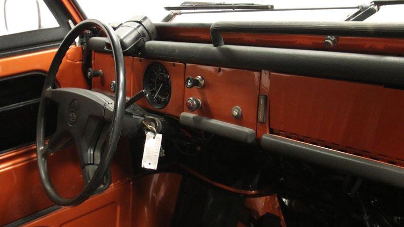 1973 Volkswagen Thing 60