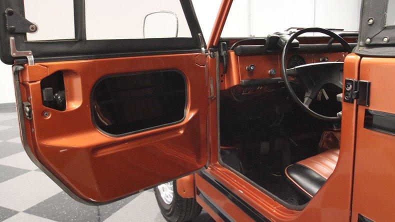 1973 Volkswagen Thing 41