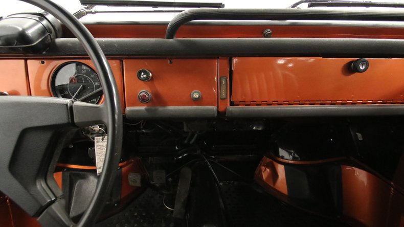 1973 Volkswagen Thing 52