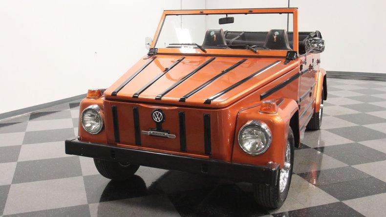 1973 Volkswagen Thing 20