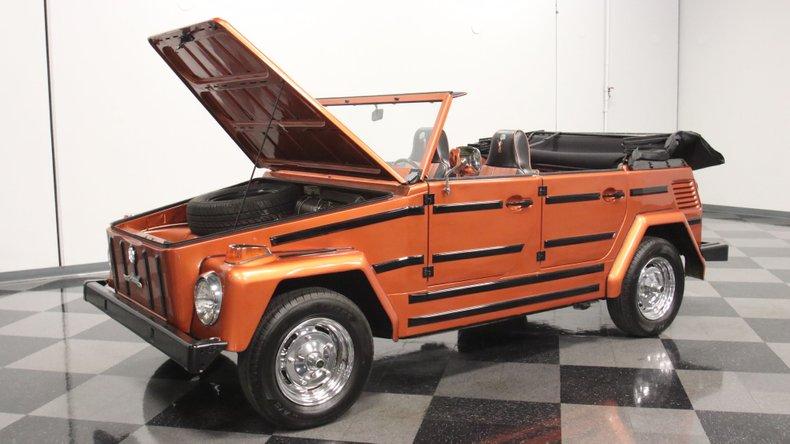 1973 Volkswagen Thing 37