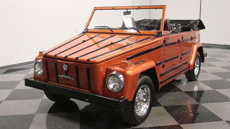 1973 Volkswagen Thing 5