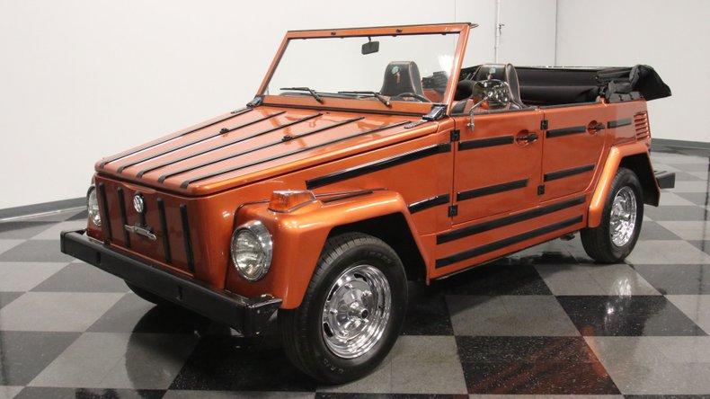 1973 Volkswagen Thing 6