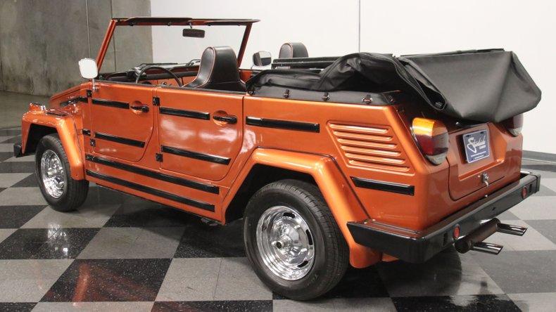 1973 Volkswagen Thing 8