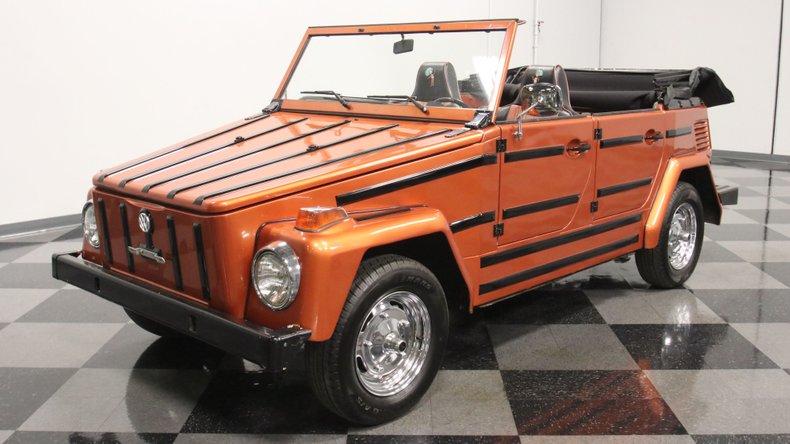 1973 Volkswagen Thing 21