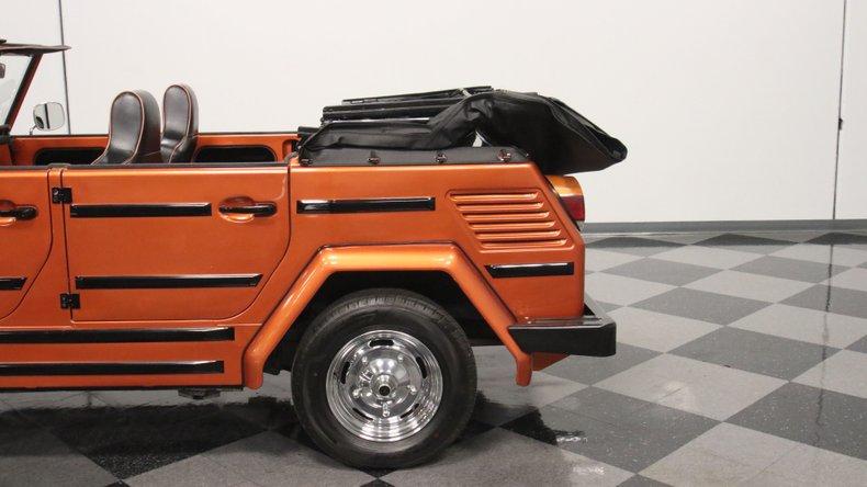 1973 Volkswagen Thing 25