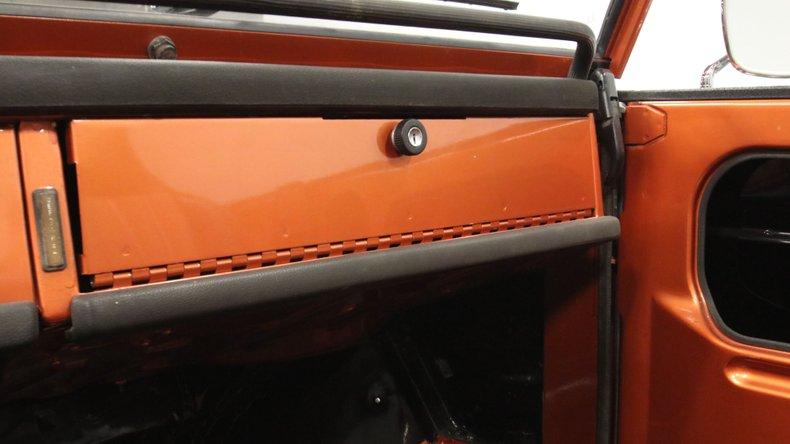 1973 Volkswagen Thing 46