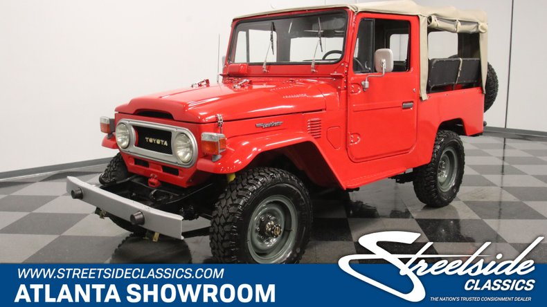 For Sale: 1979 Toyota Land Cruiser
