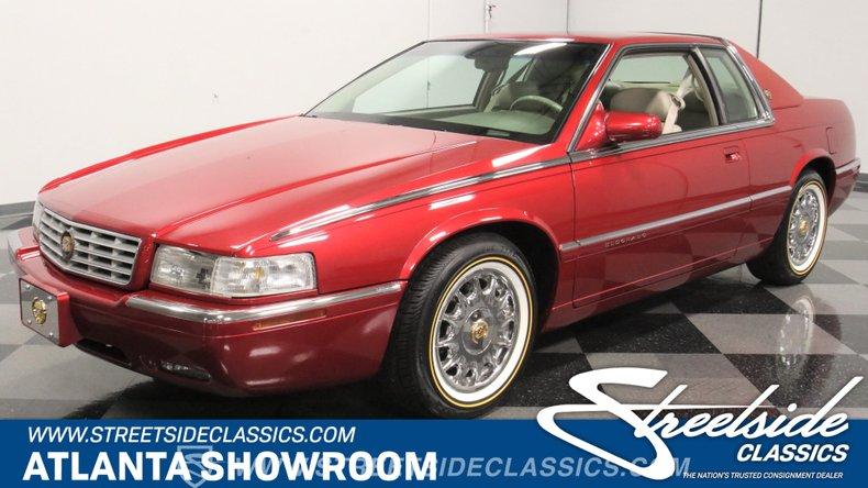 For Sale: 1999 Cadillac Eldorado