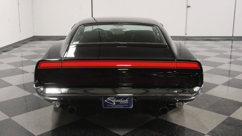 1969 Ford Mustang 11