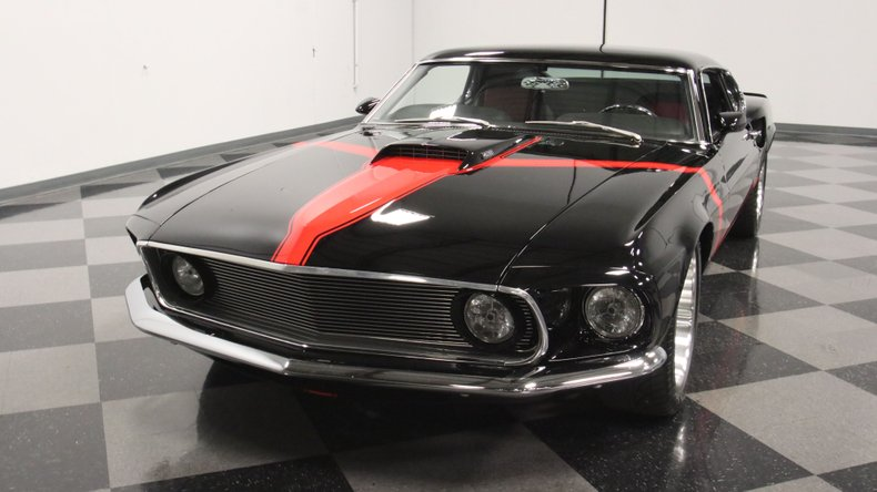 1969 Ford Mustang 20