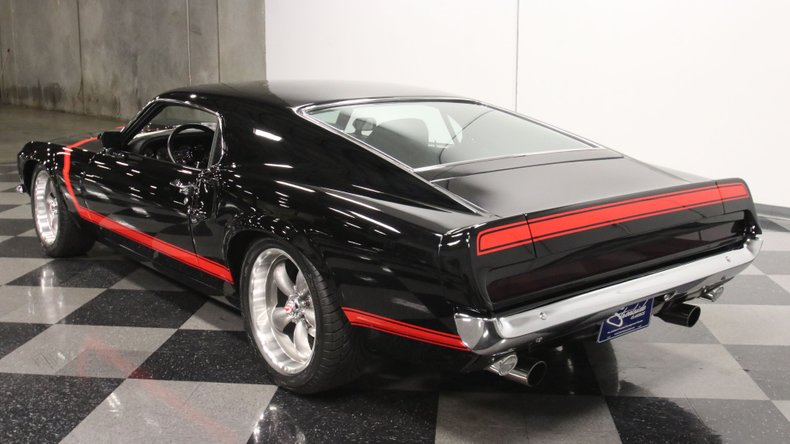1969 Ford Mustang 9