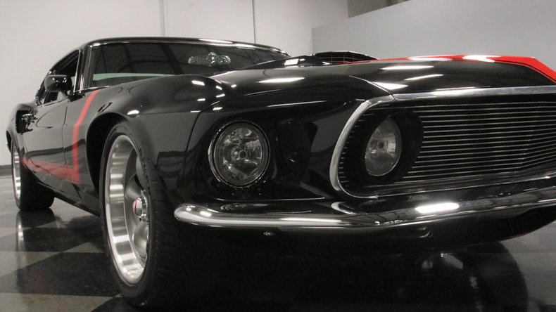 1969 Ford Mustang 70