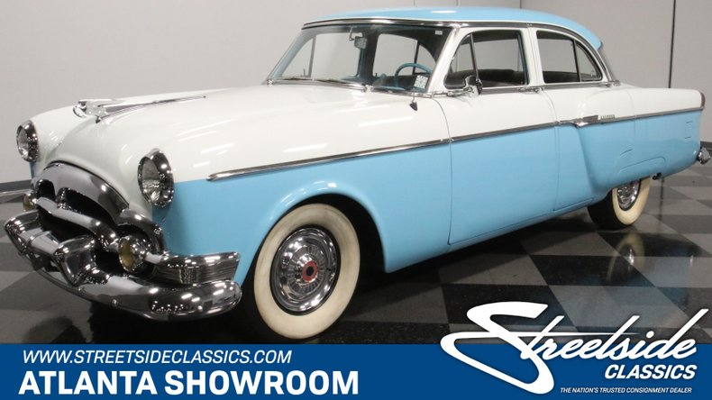 For Sale: 1954 Packard Clipper