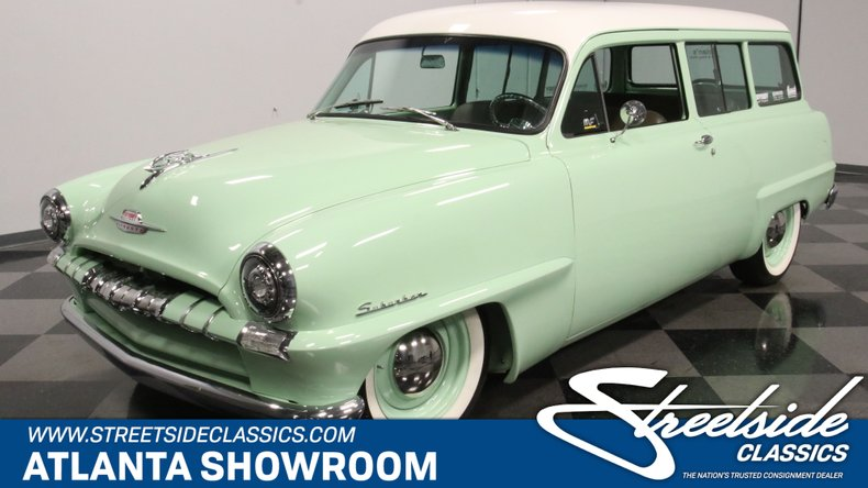 For Sale: 1953 Plymouth Suburban