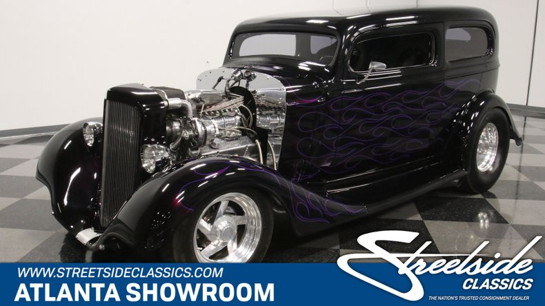 For Sale: 1934 Chevrolet 5 Window
