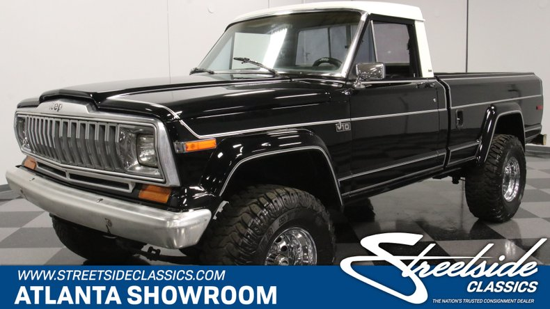 For Sale: 1984 Jeep J10
