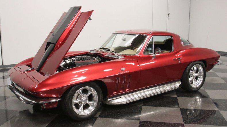 1966 Chevrolet Corvette 34