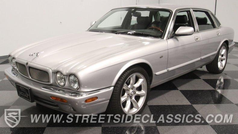 For Sale: 2001 Jaguar XJR