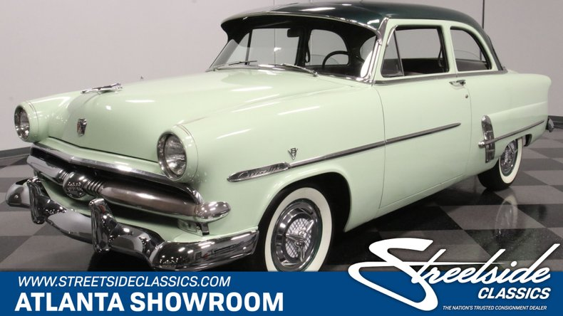 For Sale: 1953 Ford Customline