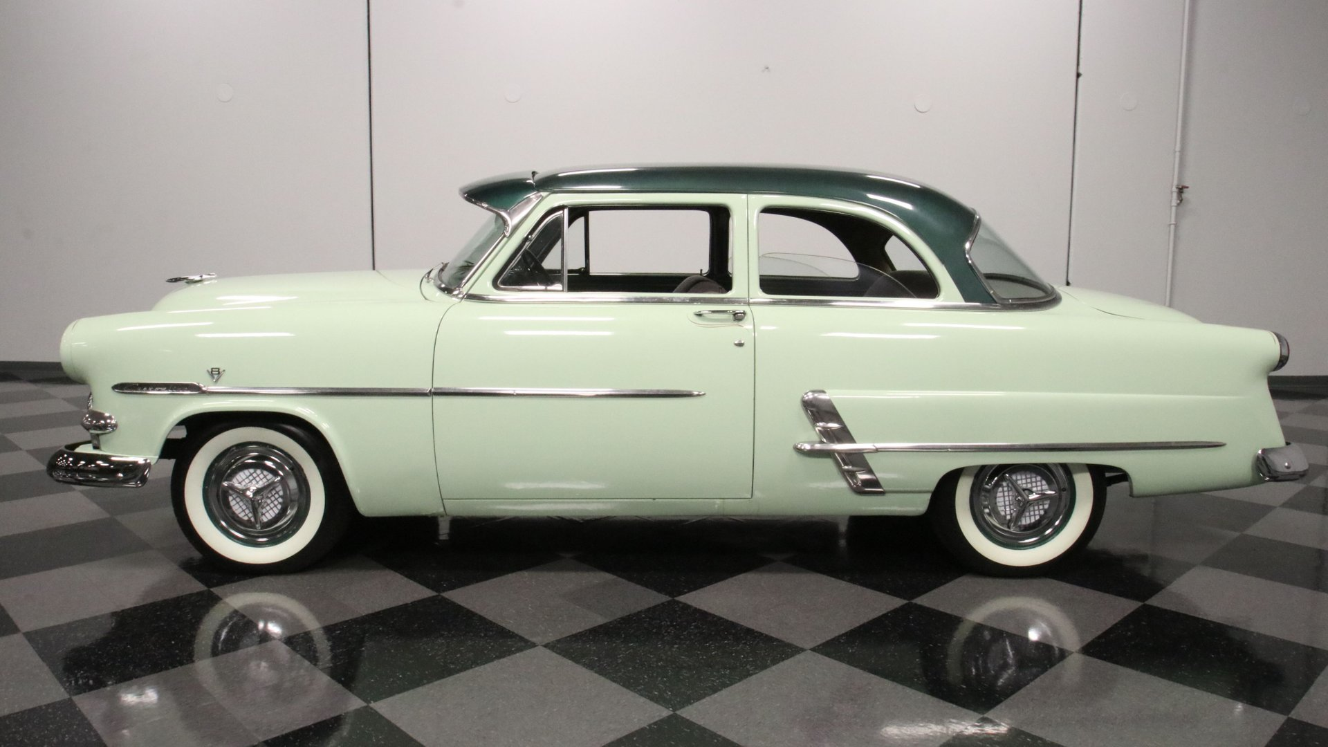 1953 ford customline