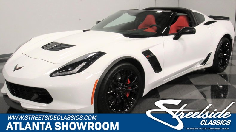 For Sale: 2016 Chevrolet Corvette