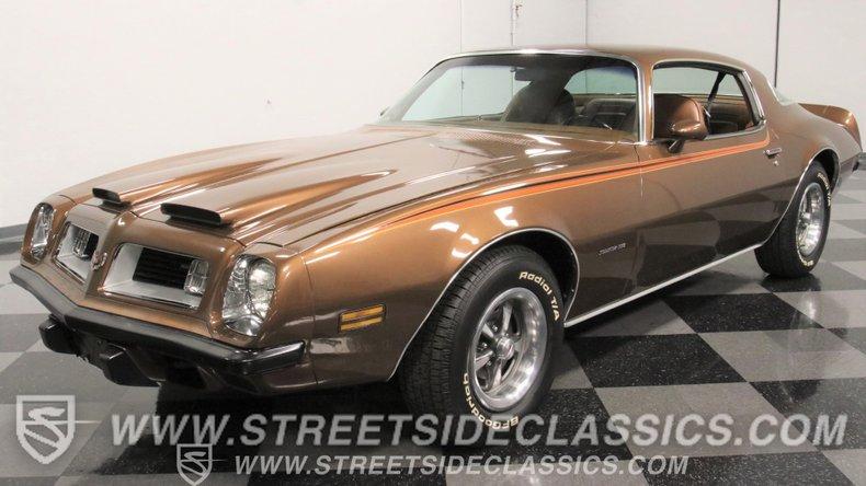 1975 Pontiac Firebird 1