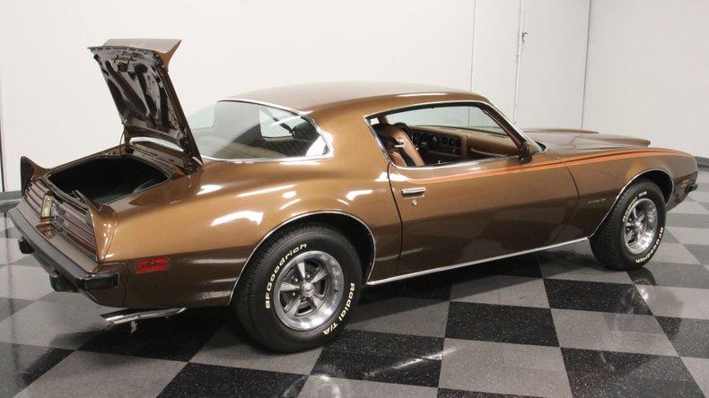 1975 Pontiac Firebird 36