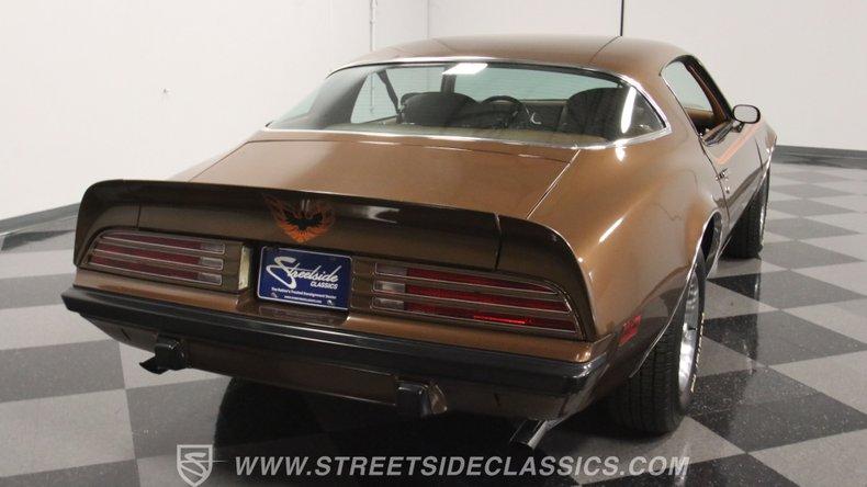 1975 Pontiac Firebird 12