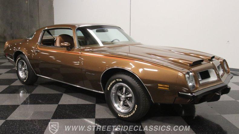1975 Pontiac Firebird 16