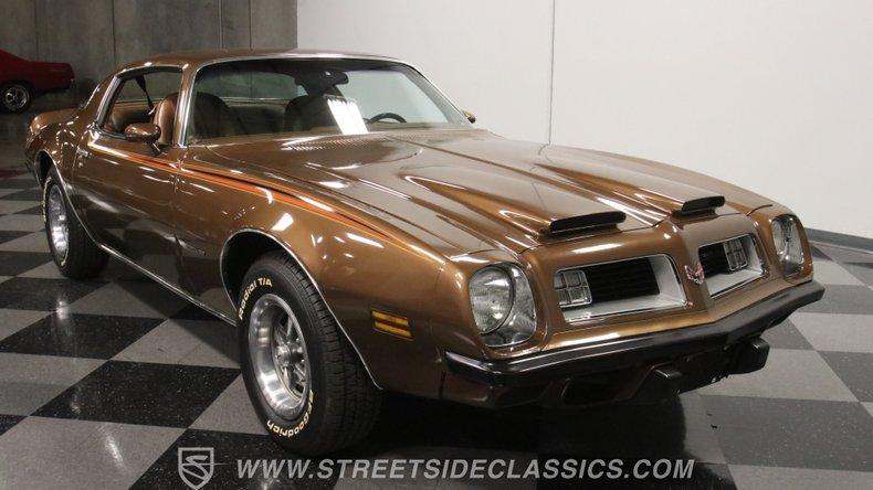 1975 Pontiac Firebird 17