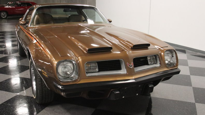 1975 Pontiac Firebird 18