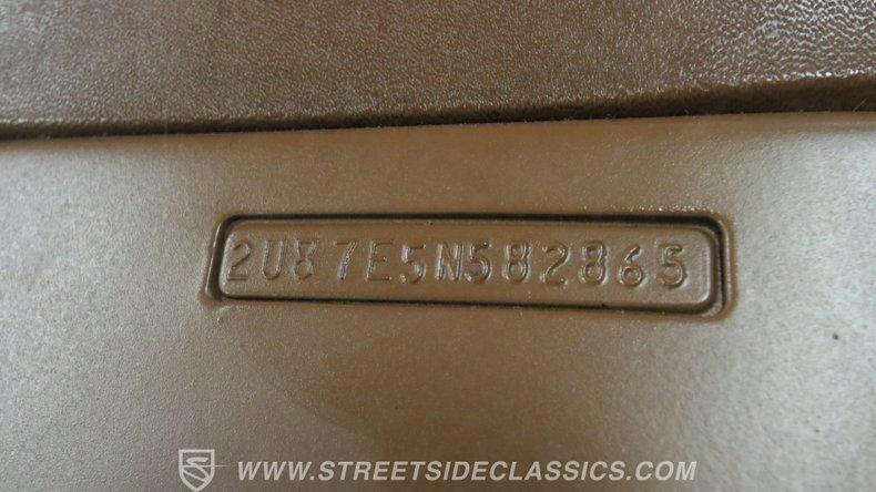 1975 Pontiac Firebird 62