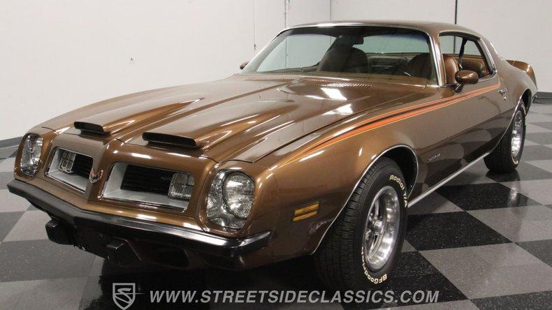 1975 Pontiac Firebird 5