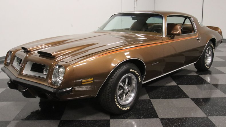1975 Pontiac Firebird 6