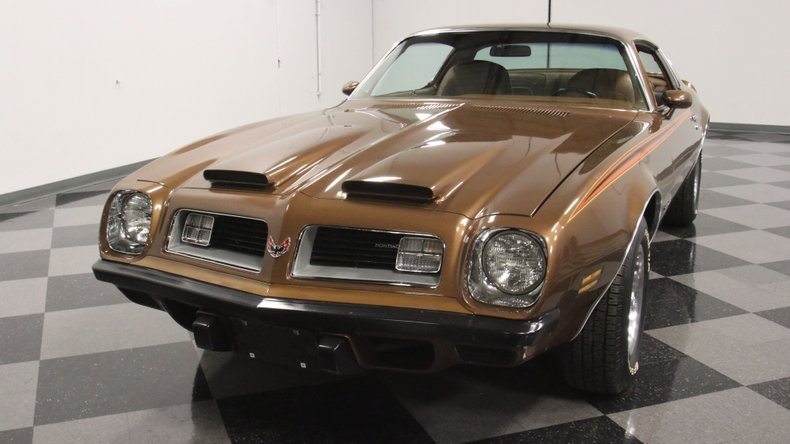 1975 Pontiac Firebird 20