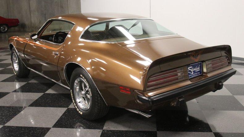 1975 Pontiac Firebird 9