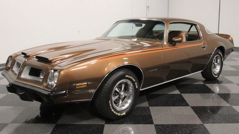 1975 Pontiac Firebird 21