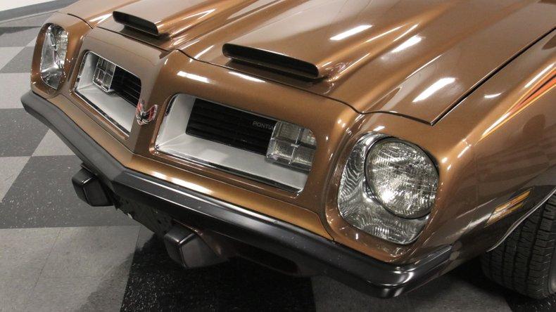 1975 Pontiac Firebird 22