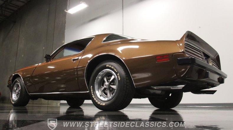 1975 Pontiac Firebird 26