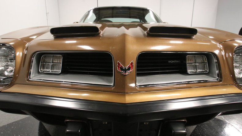 1975 Pontiac Firebird 76