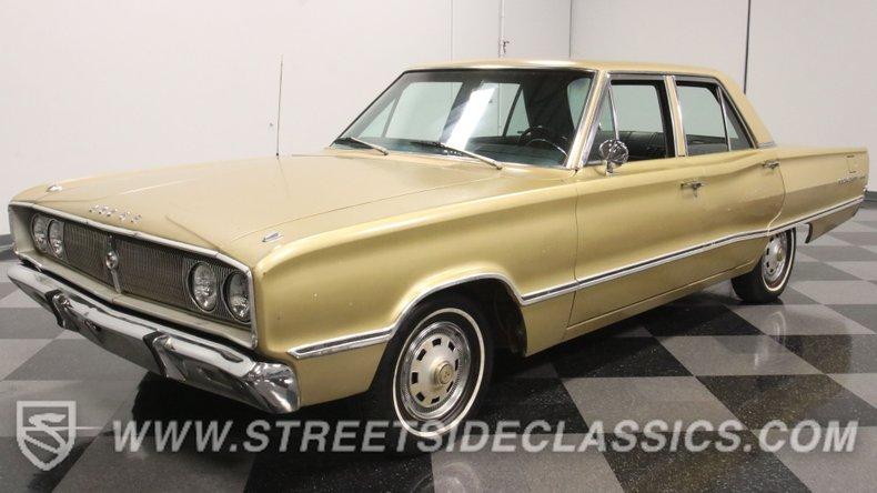 For Sale: 1967 Dodge Coronet