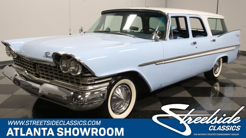 For Sale: 1959 Plymouth Suburban