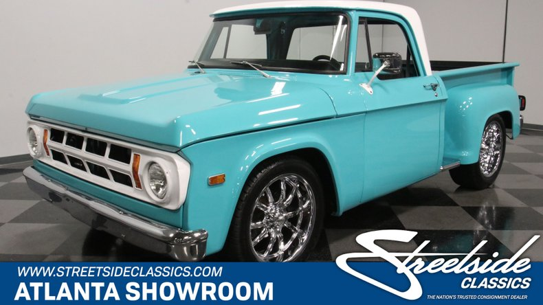 1971 Dodge D100 1